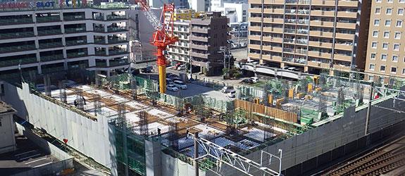 建築事業イメージ