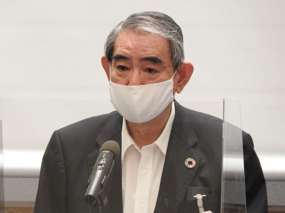 坂下組安全衛生表彰式
